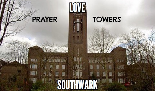 Prayer Tower with Heart For Mission @ William Booth College | England | United Kingdom