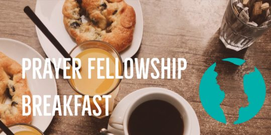 SFJ Fellowship Prayer Breakfast @ The Well Community Church | England | United Kingdom