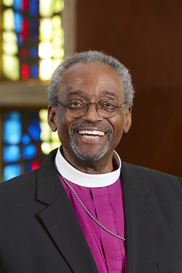 The Power of Love Book Launch Event with Bishop Michael Curry @ Southwark Cathedral | England | United Kingdom