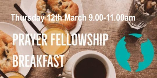 SFJ & TS Prayer Fellowship Breakfast
